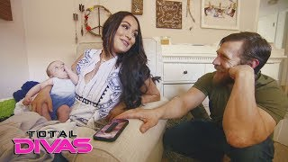Daniel Bryan has sad news for Brie Bella and baby Birdie: Total Divas, Nov. 1, 2017