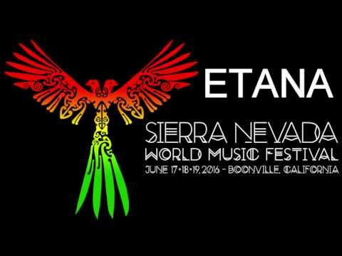 Etana Sierra Nevada World Music Festival June 18, 2016 whole show