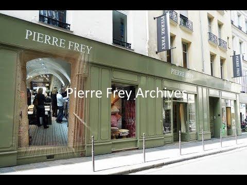Pierre Frey Archives