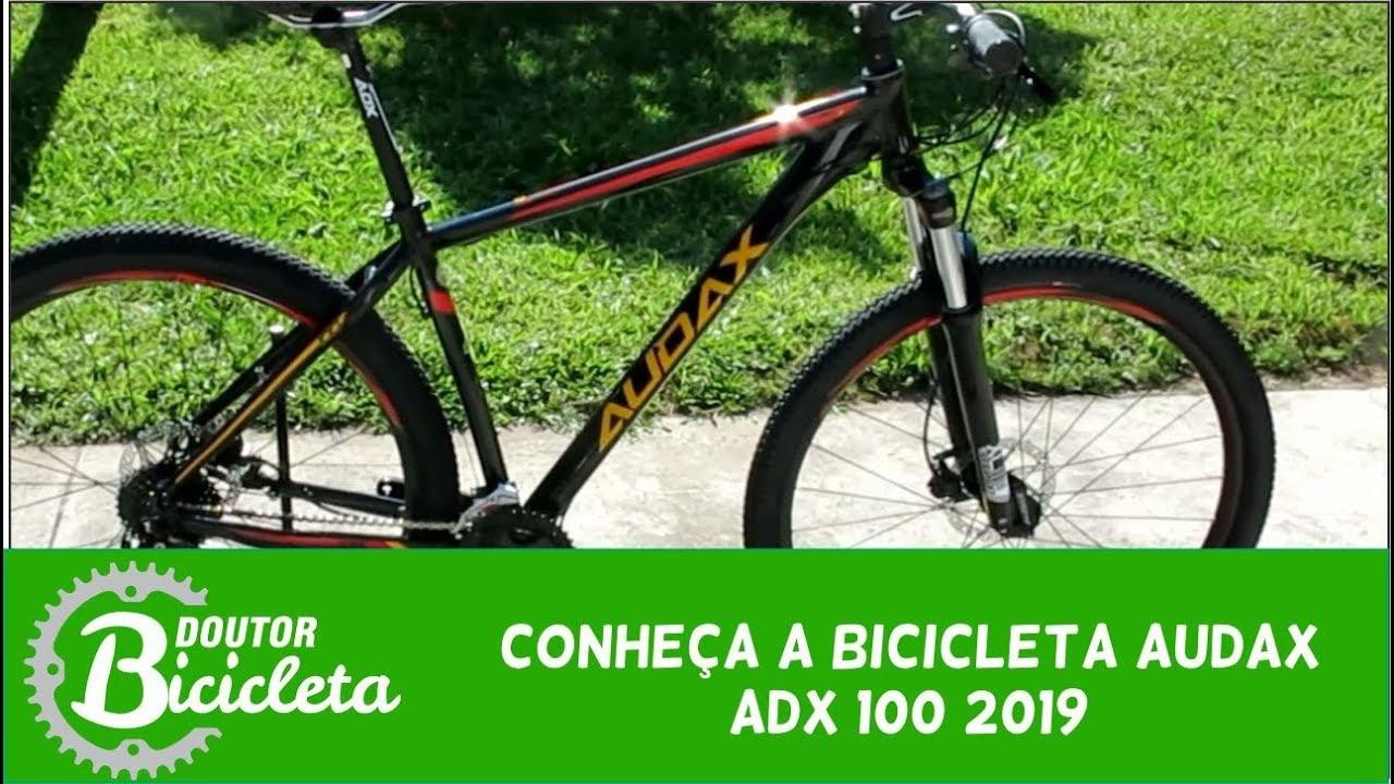 37b80d730 Unboxing - Conheça a Audax ADX 100 2019 - YouTube
