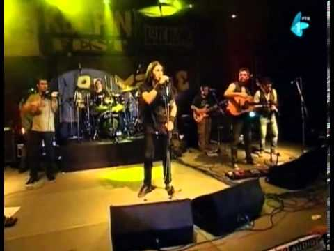Orthodox Celts - Galway Girl (live)