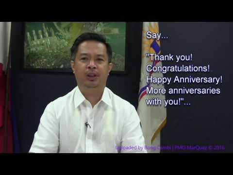 PPA GM Jay Daniel Santiago Anniversary Message