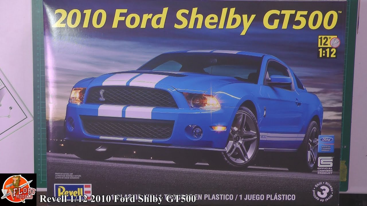 Revell 1 12 Gt500 Review