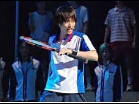 ミュージカルテニスの王子様 全国立海 幸村vs越前