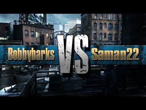 1v1 Tournament - Q3 Promo Video - Saman22 vs Bobbybarks
