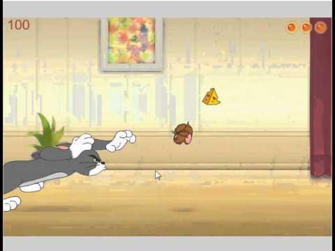 Game cuộc chiến Tom và Jerry 2 - trò chơi mèo đuổi chuột