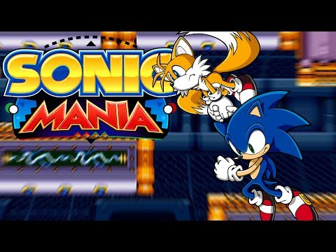 COLD OPEN! - Sonic Mania - Part 4