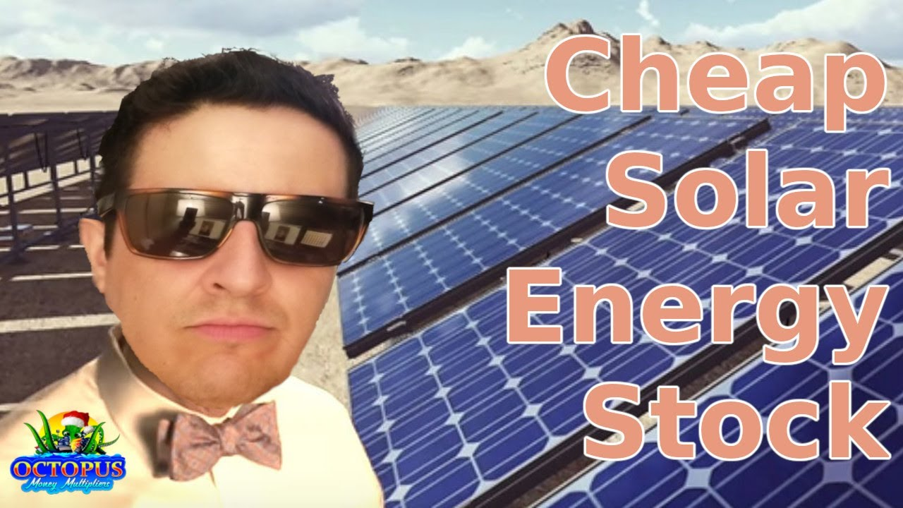 Solar Energy Stock To Buy? A Penny Player OEG Orbital Services