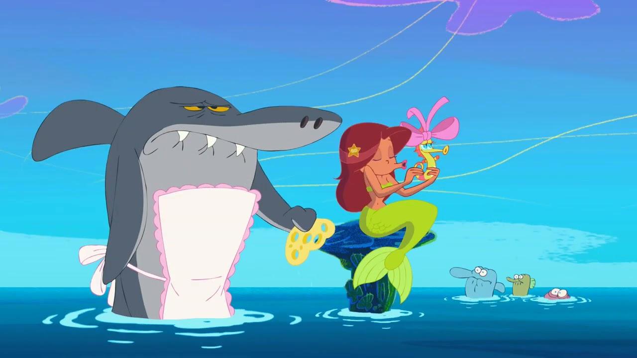 Zig und Sharko 😂 Komplizierte Situation 😅😂 Volledige aflevering in HD