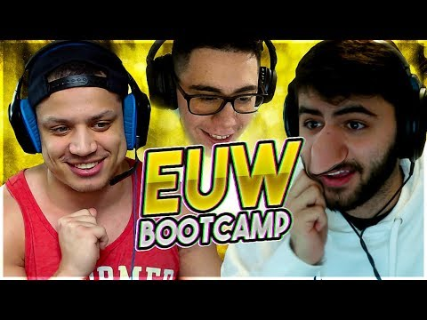 MOE REACTS TO HIS CRINGE INTERVIEW | YASSUO, TF BLADE, IWD, LL Stylish - EU BOOTCAMP: DAY 2