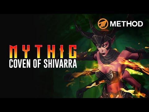 Method VS Coven of Shivarra - Mythic Antorus the Burning Throne