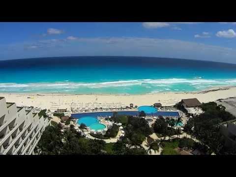 Live Aqua Cancun Hotel room view!