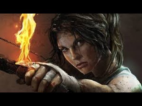 Tomb Raider Definitive Edition Let's Play. Bows are Life!! |
