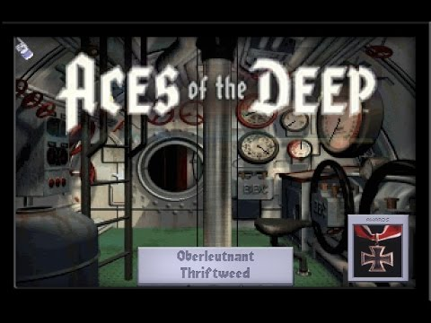 Aces Of The Deep (PC/DOS) 1994, Dynamix