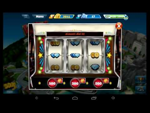 cooking fever casino tips