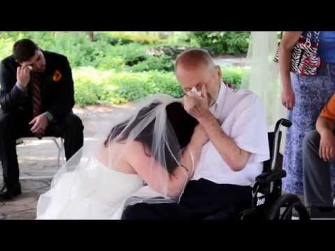 Father Daughter Dance to Butterfly Kisses by Bob Carlisle