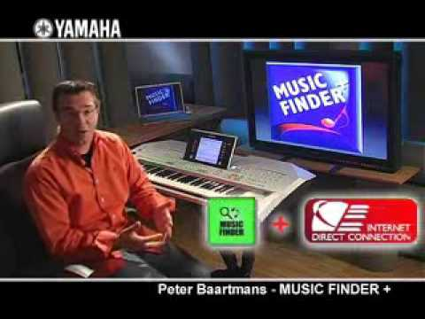 IDC Peter Baartmans Music Finder +