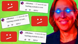 Commenting HashTag Youtube Is Over For 10 Hours