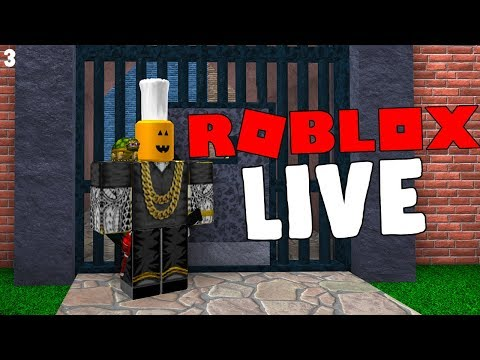 ROBLOX LIVE #3 (COME PLAY WITH ME!!)