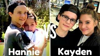 Hannie VS Kayden