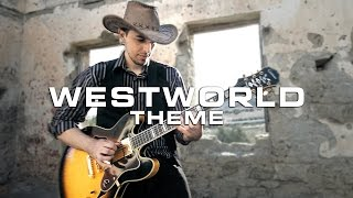 Westworld Theme | Western Rock Cover