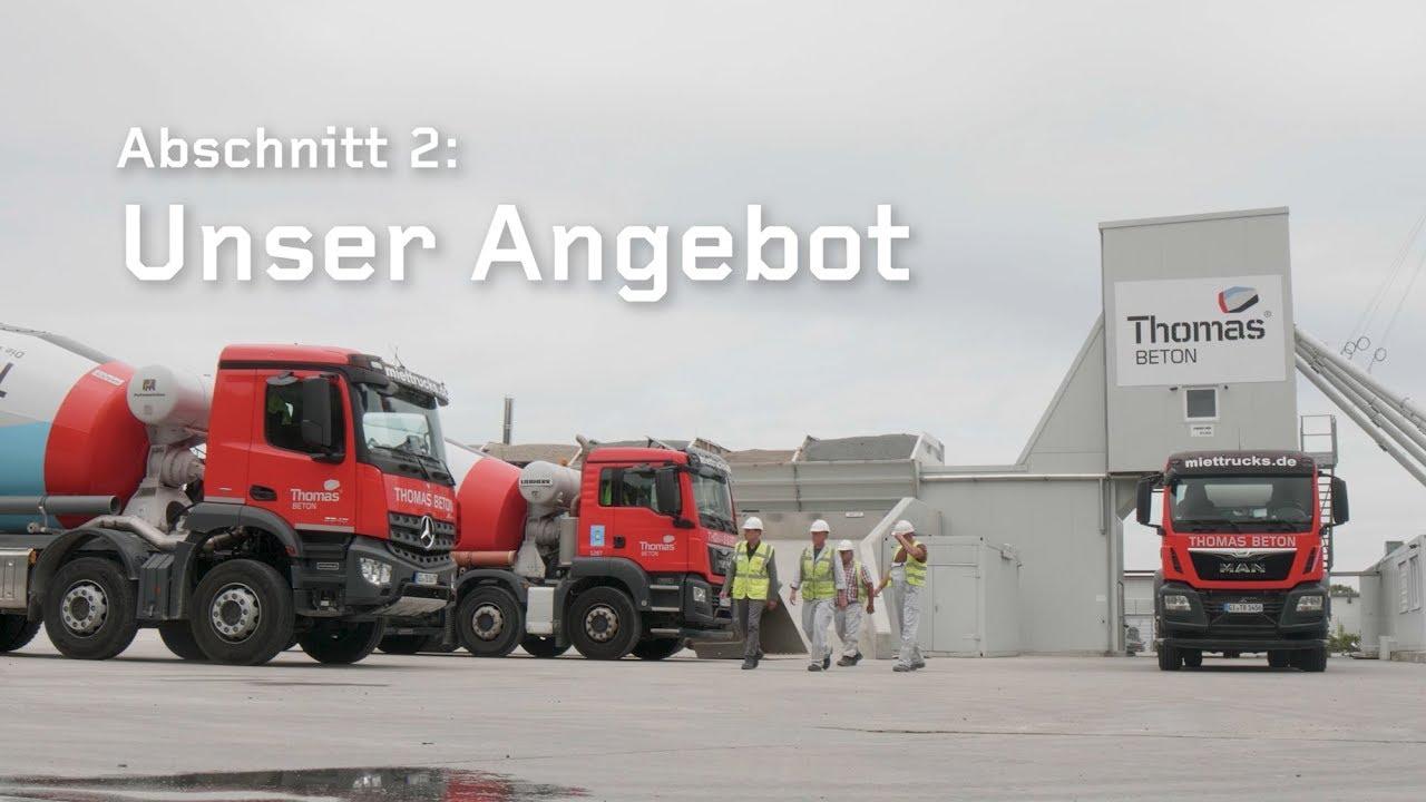 Super Thomas Beton - Die Betonspezialisten® - Betonlieferant &KU_87