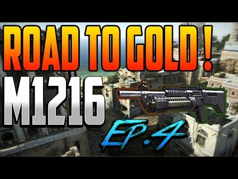 [Full-Download] Bo2-road-to-gold-m1216-ep-1 M1216 Gold