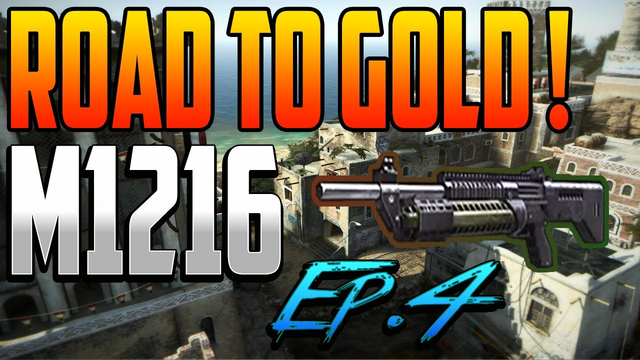 Me desespero !! - Road To Gold M1216 - Ep.4 - YouTube M1216 Gold