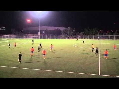 Olé Football Academy U17-19's vs Wellington United 1st Team (Full Game)