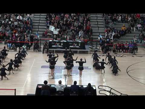 Beyond The Bell Dance Winter Competition 2018 Olive Vista Middle School Performance Military