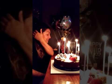 Ashley's 25th Birthday