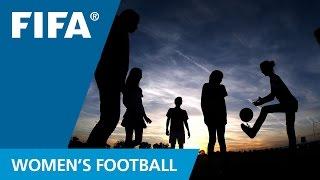 A dream about women's football