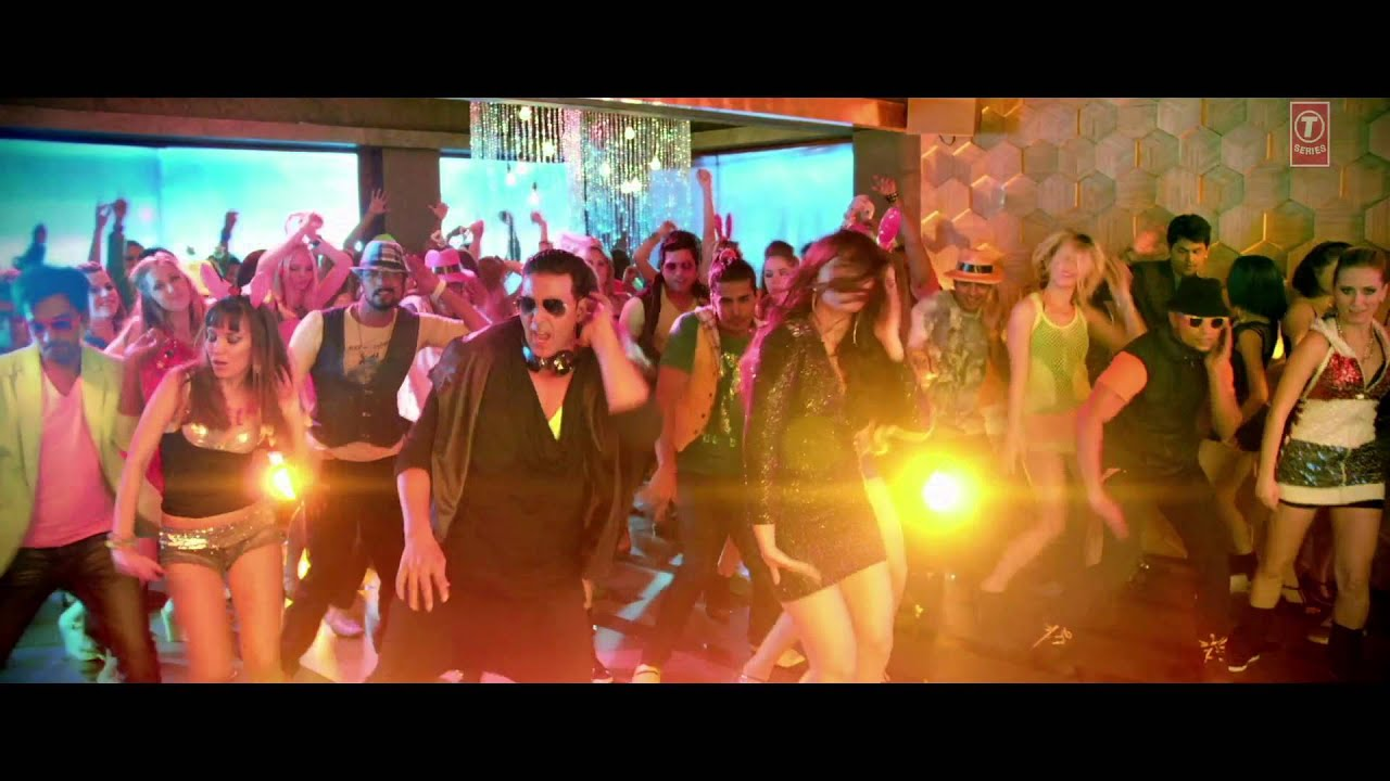 party night remix song boss akshay kumar sonakshi sinha honey singh youtube