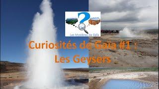 Curiosités de Gaïa #1 : Les Geysers (Strokkur - Islande)