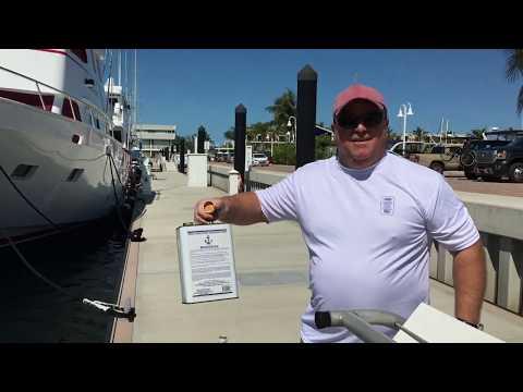 M/Y OLOH - The Crew Gets Awesome Marine Strip Demo