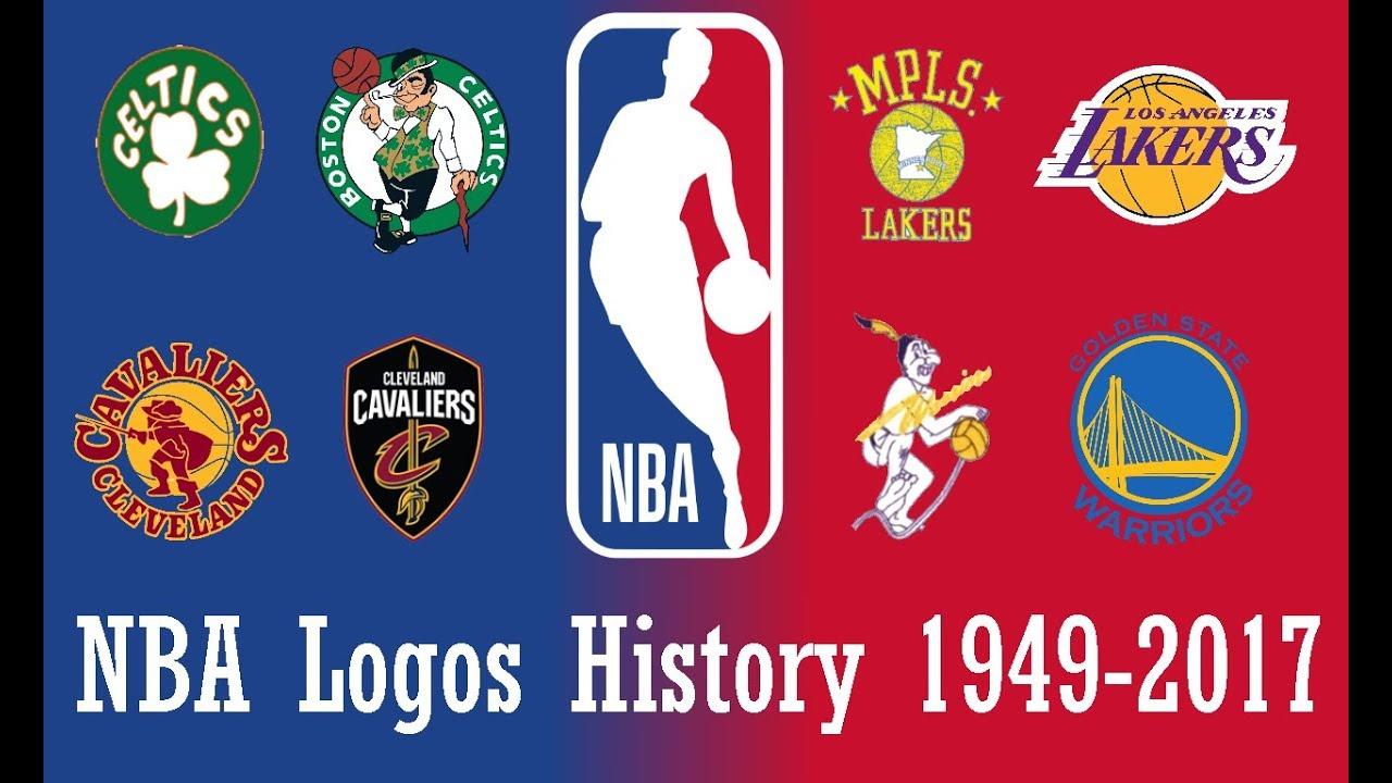 Nba Logos 2017 >> Nba Logos History 1949 2017