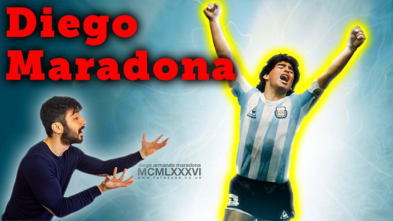 Legendary Diego Maradona Couldn't Handle The Fame and Find Happiness