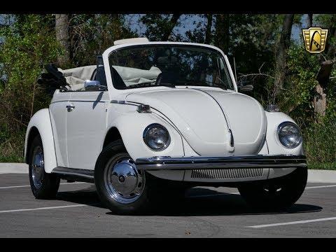 1973 Volkswagen Beetle Gateway Orlando #1140