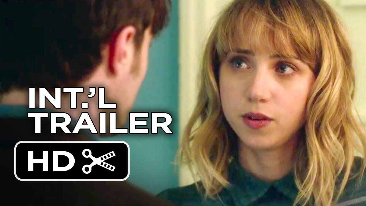 """What If """"The F Word"""" International TRAILER 1 (2014) -Zoe ... Daniel Radcliffe Movies"""