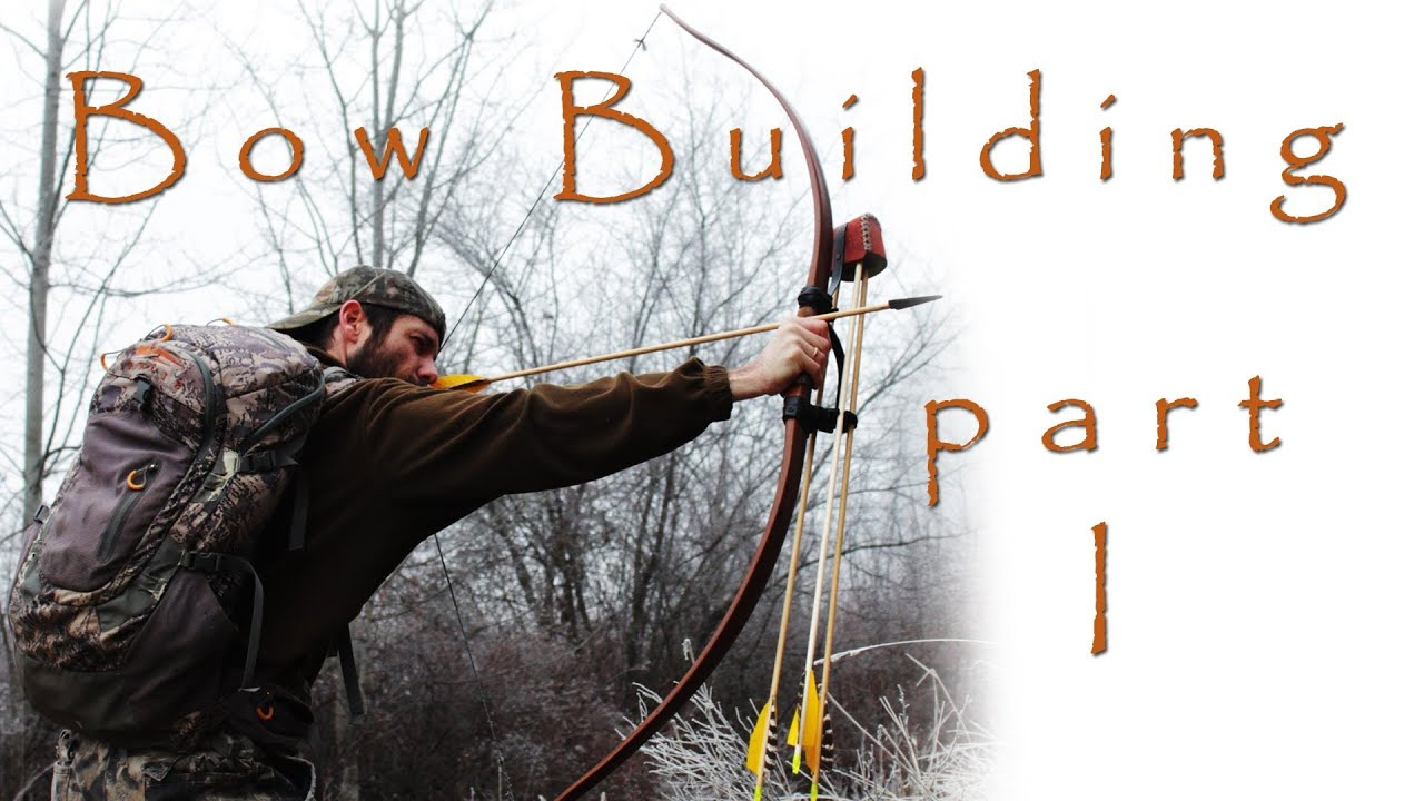 How To Make A Longbow - Tricks Of The Trade