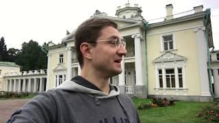 Санаторий Валуево. Видео-обзор шатров, территории.