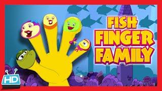"""Fish """"Finger Family Song"""""""