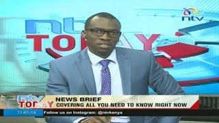 "LIVE: ""NTV Today"" with Trevor Ombija"