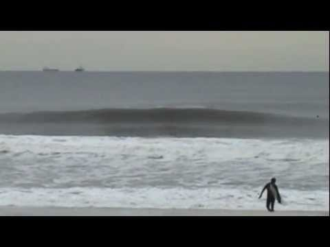 Surfing Lido NY 12/20/11