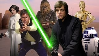 Repeat youtube video Star Wars: Episode VII - Cast Announcement Reaction - IGN Conversation