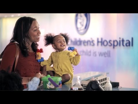 Thank you for making Boston Children's Hospital #1