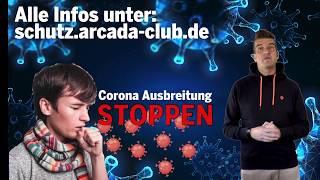 CORONA STOPPEN AKTION