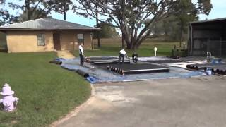 Industrial Pipe Painting in Winter Garden Fl. - Orlando Painters