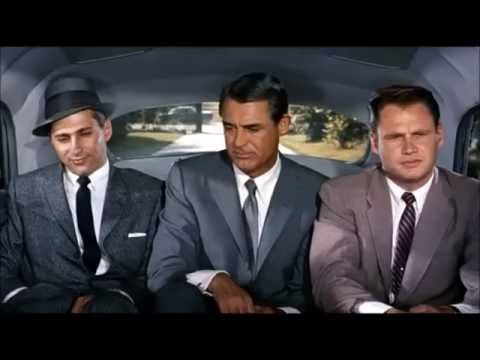 North By Northwest (1959)  A Joke?  We will Laugh in the Car!   *HD*