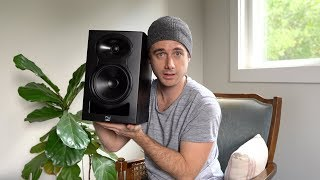 Download Unboxing the GREATEST Home Studio Monitors EVER!! - Kali Audio LP-6 Mp3 and Videos